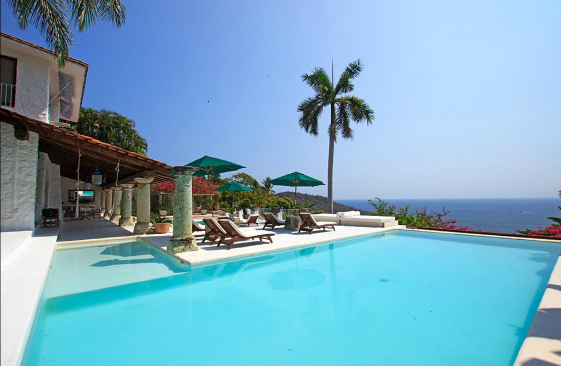 Acapulco Luxury Villa Casa de Piedra