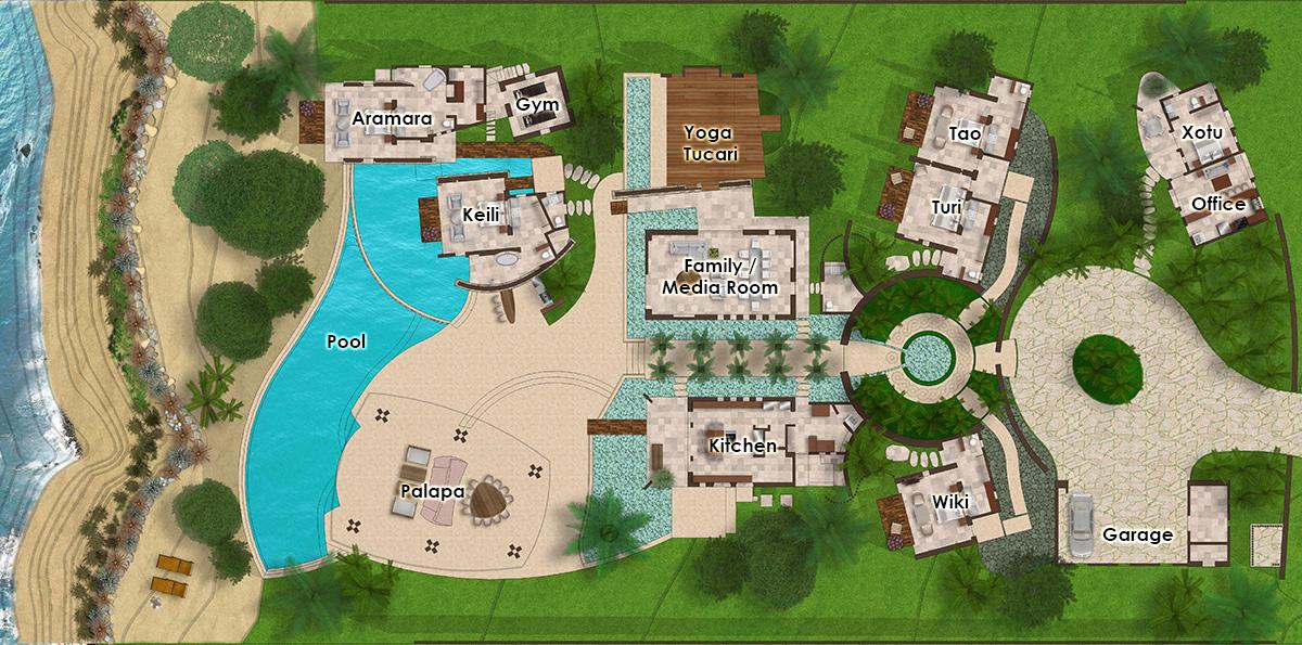 Majani Floor plan