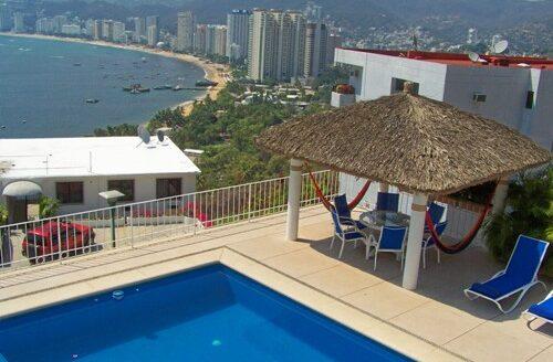 Villa Azul Joyas Brisamar Acapulco